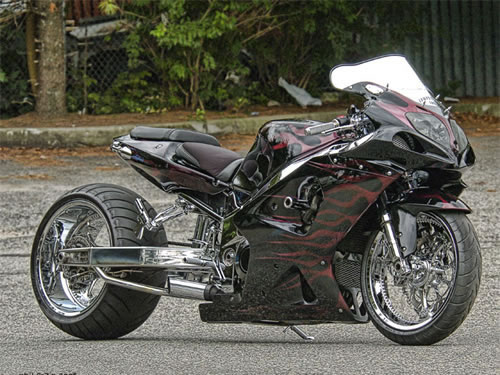 Custom R1, Custom Hayabusa, Motorcycle Paint, Custom