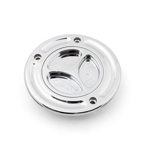 chrome kawasaki zxr gas cap
