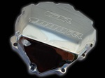 08-11 cbr 1000 chrome stator cover