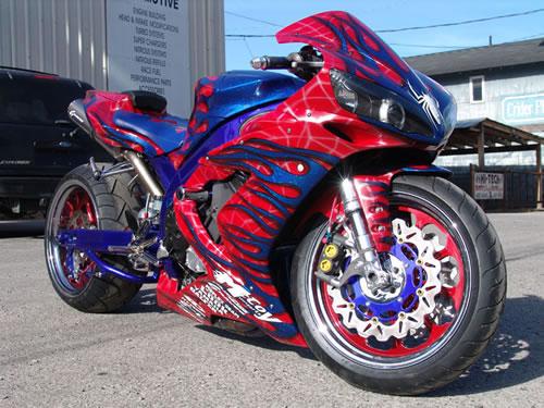 Bikes that look like motorcycles 11